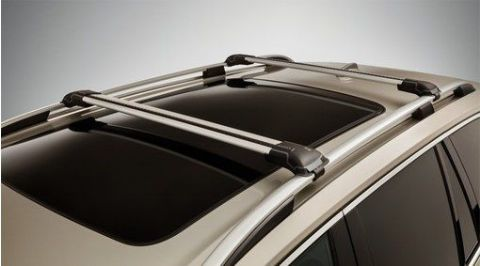 XC90 Load carrier, wing profile for foot rails